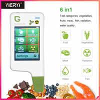 Testeur de Concentration de Nitrate alimentaire numérique GREENTEST ECO 5F analyseur rapide Fruits/légumes/viande/poisson/testeur alimentaire