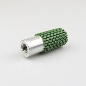 Image 3 - 29mm * M14 diamentowe elastyczne mokre polerowanie koło bębna na kamień marmur beton otwór wewnętrzny szlifowanie