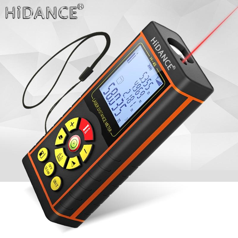 """""""HiDANCE"""" lazerio diapazono ieškiklio statybiniai įrankiai - Matavimo prietaisai - Nuotrauka 2"""