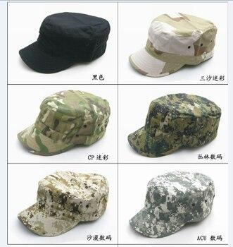 טקטי Mens & נשים חתולים חיצוני צבאי ציד כובעי הסוואה כובע בייסבול גמר ספורט כובע צבא טקטי שמש כובע