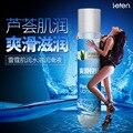 (1 PC) Leten 60 ML Premium-base de Água Lubrificante Não-tóxico para Oral Anal & Vagina sexo Erótico, Graxa Lubrificante Sexo para o Casal