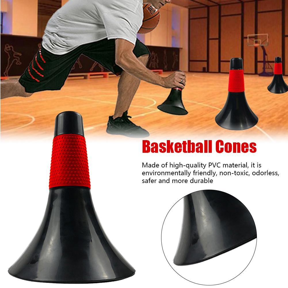 9 Inch PVC Sport Training Traffic Cone Of Field Marker Cones For Outdoor Activity Festive Events Football Skate Kids Soccer Cone