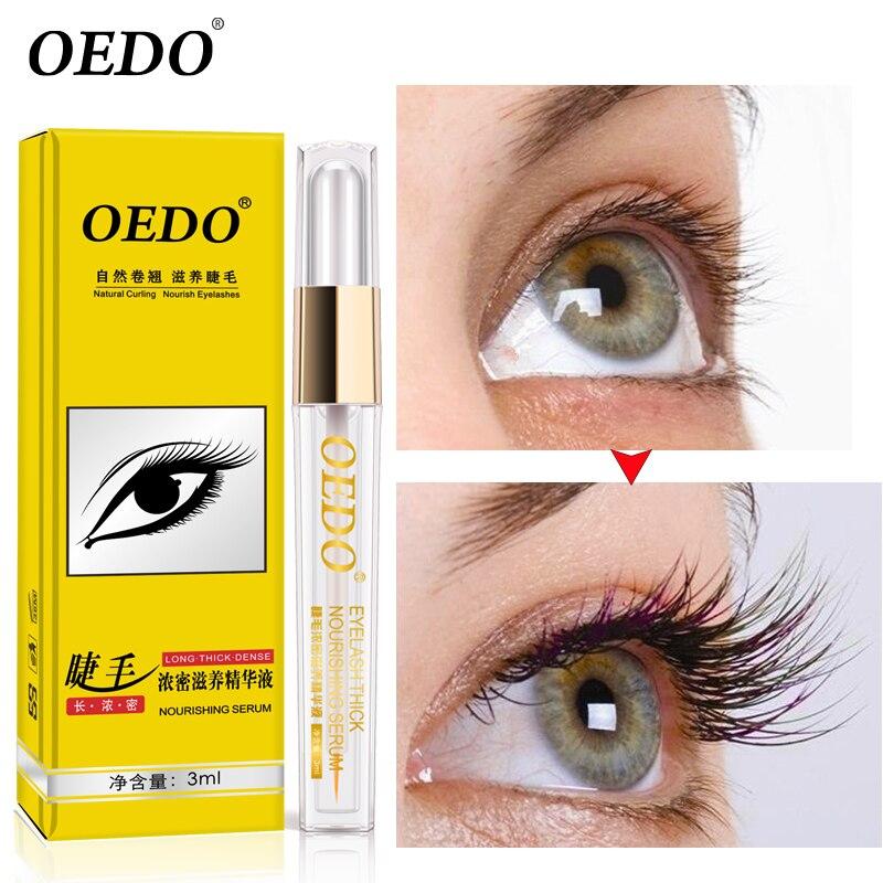 cc684f5cd96 OEDOCurl long, thick straw, eyelash growth liquid 7 days of rapid growth,  eyelashes