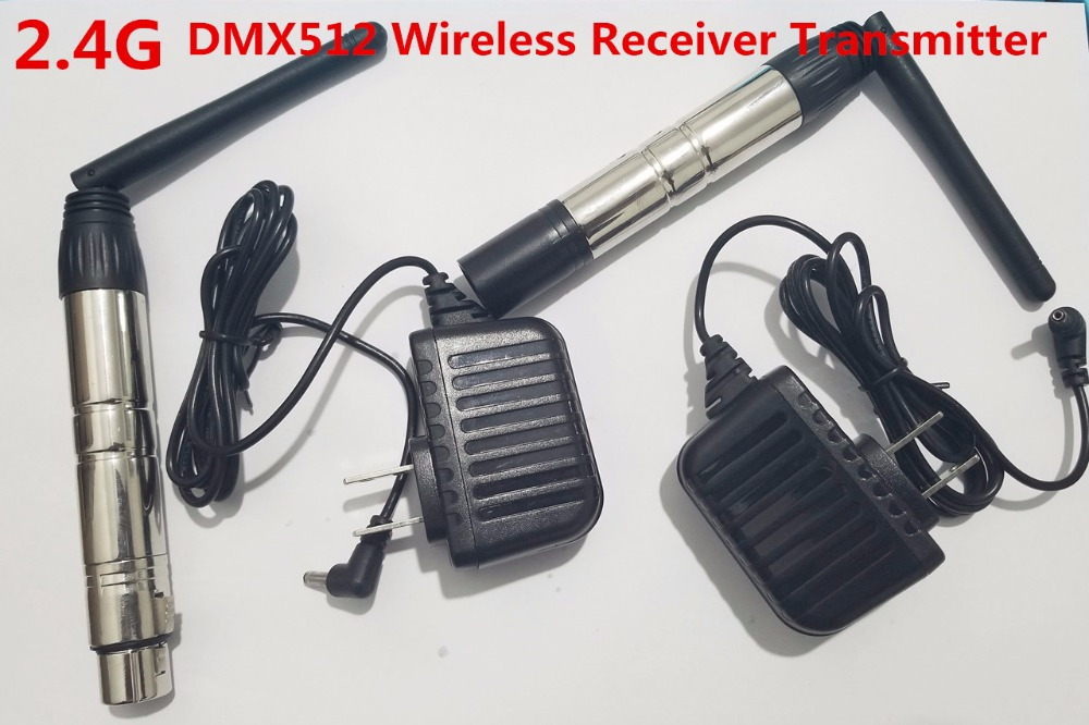 DMX512 DMX Dfi DJ Wireless system Receiver or Transmitter 2.4G for LED stage light LED light 400m control a new literary history of america