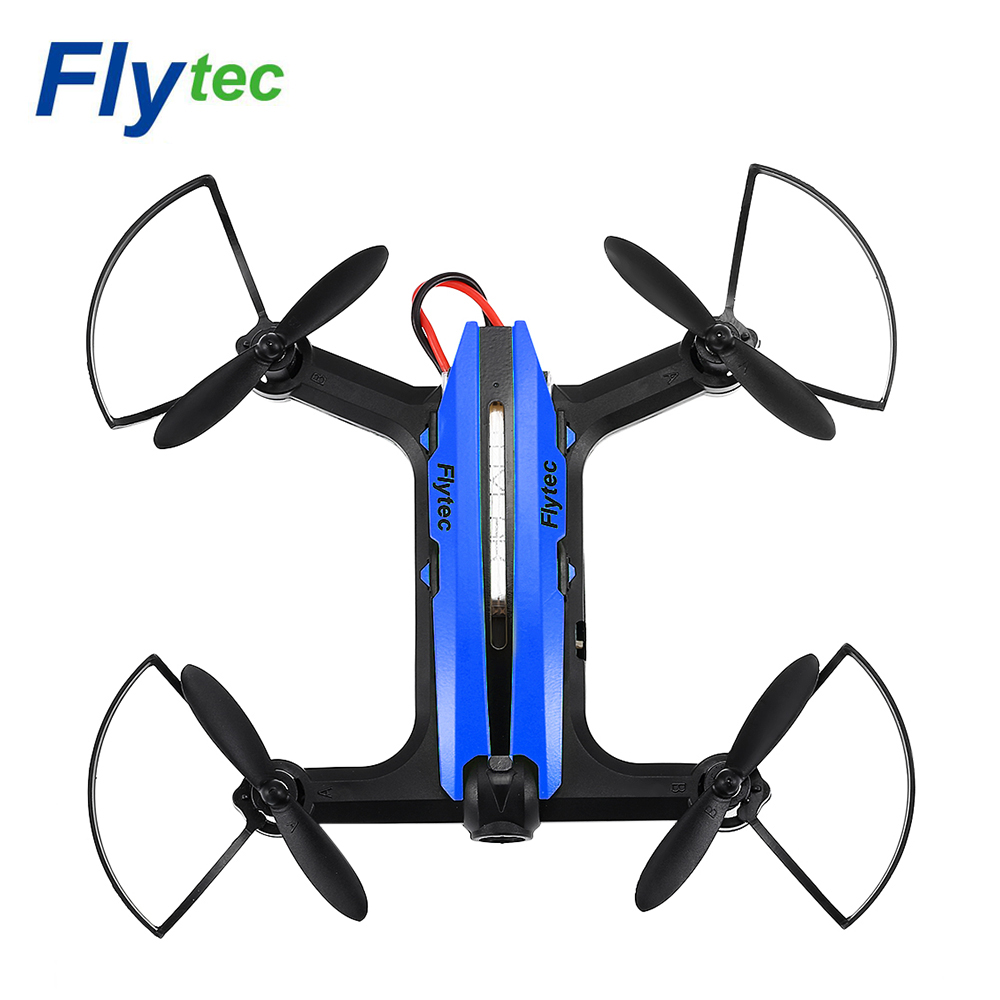 Flytec T18D RC Quadcopter Mini Racing Drone 4CH 6 Axis UFO With Wifi FPV 720P HD 3D Camera drone Height Hold Mode RTF Flip Drone