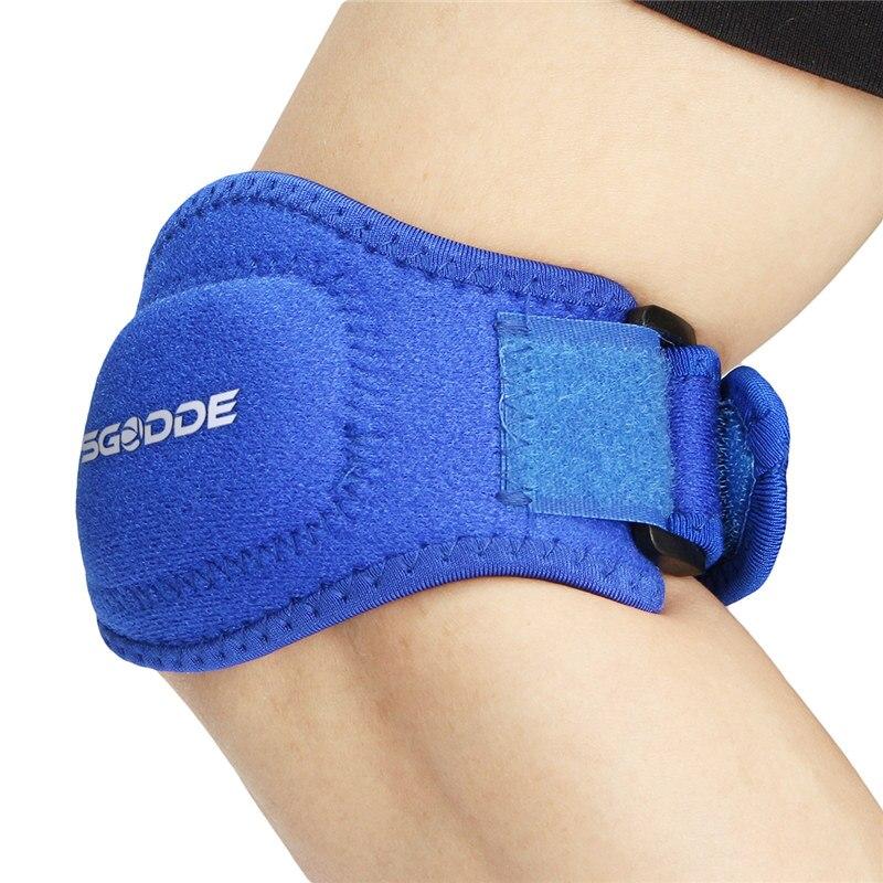 Kifit Гольф спортивной медицины нейлон Теннис шину локоть предплечья Поддержка рукава brace
