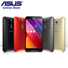 В наличии 100% Asus Zenfone 2 ZE551ML 4 ГБ Оперативная память 32 ГБ Встроенная память 5.5 дюймов Смартфон Intel Quad Core FDD LTE 13MP Камера NFC мобильный телефон
