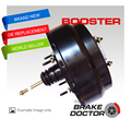 Vacuum Booster For Toyota Land Cruiser 1990-1992 FJ80 FZJ80 RHD BD-028 Freeshipping