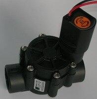 Z & W (ZANCHEN) 3/4-Zoll Sprinkler Ventil mit 075D DC Impulsmagnetventil für Batteriebetriebene Controller