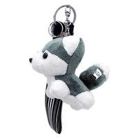 cute-women-girls-husky-dog-plush-key-khain-doll-fur-pompom-bag-charm-accessories-car-key-ring-cartoon-key-holder-porte-clef