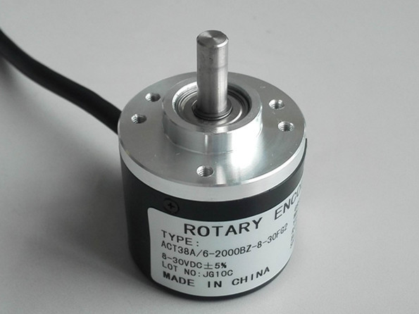 Incremental encoder ROTARY ENCODER ACT38A / 6-2000BZ-8-30FG2