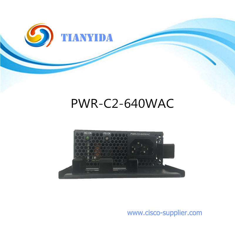 US $333 0  PWR C2 640WAC= 640W AC Config 2 Power Supply Spare Support  Catalyst 3650 2960XR Switches-in Networking Tools from Computer & Office on