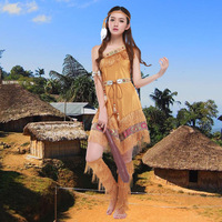 Sexy Women's Native Indians Princess Goddess of Tribe role playing Cosplay Christmas Halloween Costumes