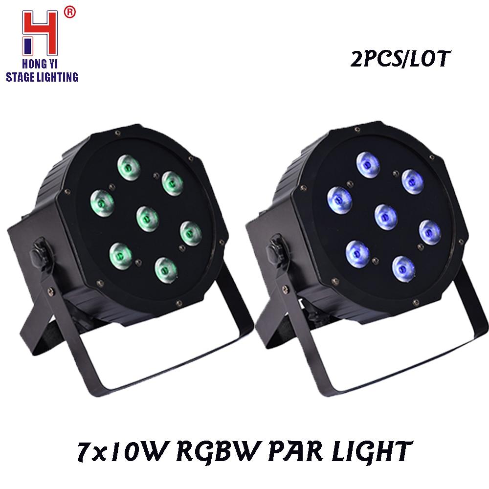 Led par 7x12w RGBW 4IN1 Slimpar Stage Light Disko lamp 2pcs/lotLed par 7x12w RGBW 4IN1 Slimpar Stage Light Disko lamp 2pcs/lot