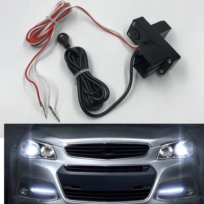 Soarhorse Car Auto Headlight Sensor automatic headlight control module For Chevrolet Cruze Malibu Aveo TRAX For Buick Encore car auto light sensor automatic headlight sensor control for new ford focus 2012 kuga 2013 automatic turn on light