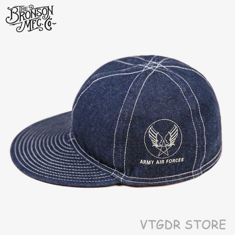 7344026fca2894 Detail Feedback Questions about Bronson HBT USAAF Type A 3 Mechanics Cap US  Army Denim Work Cap WW2 Military Hat on Aliexpress.com   alibaba group