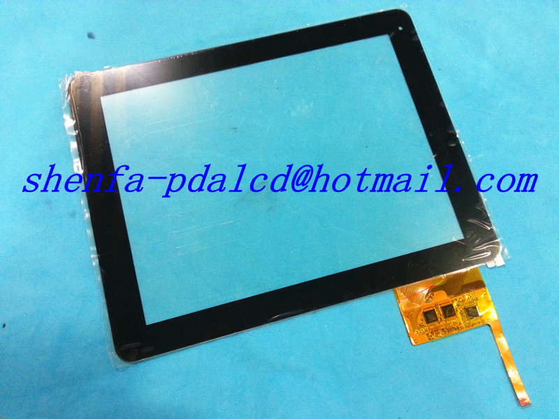 ФОТО Original new 9.7'' inch Capacitive touch screen digitizer for Hapad X10 X2 Tablet PC MID 300-L3456B-A00_VER1.0 free shipping