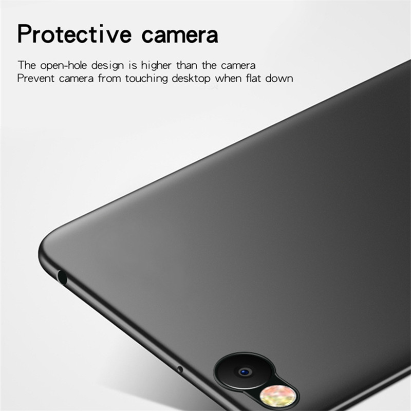 Image 5 - Xiaomi Redmi Go Case Silm Shockproof Cover Luxury Ultra Thin Smooth Hard PC Phone Case For Xiaomi Redmi Go Back Cover Redmi Go-in Fitted Cases from Cellphones & Telecommunications