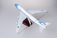 1:150 Air Force One Airplane Aircraft Model Collections Kids Toys 1/150 Scale Diecast Toys for Gift 1 48 scale diecast helicopter bell 429 hb zsu air zermatt victorinox limited edition toys models