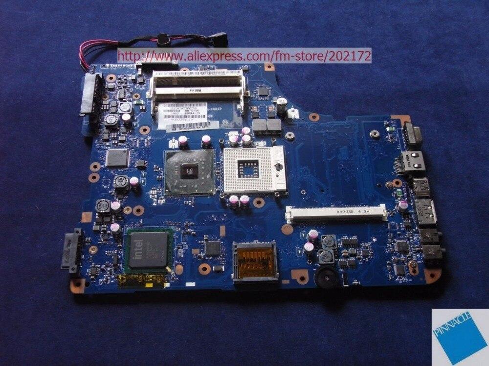 MOTHERBOARD FOR TOSHIBA  Satellite  L500 L505 K000080430 KSWAA LA-4981P 46166051L19  (USE DDR2 RAM) 100% TESTED GOOD