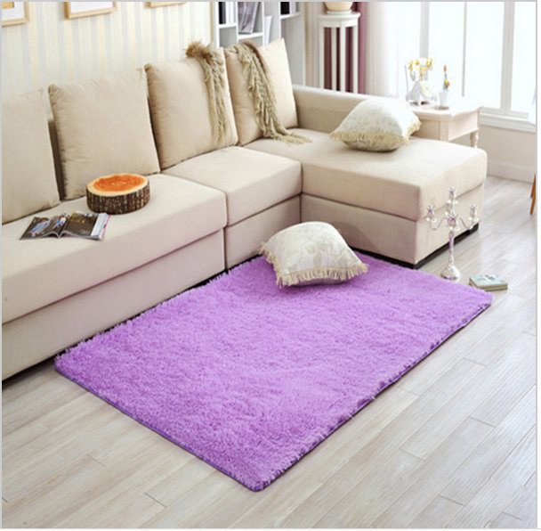 Living Room Carpet and Bedroom Rug for Children Play Solid Home Decorator Floor Rug and Carpet