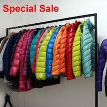 NewBang Special Sale Woman Single Down Jacket