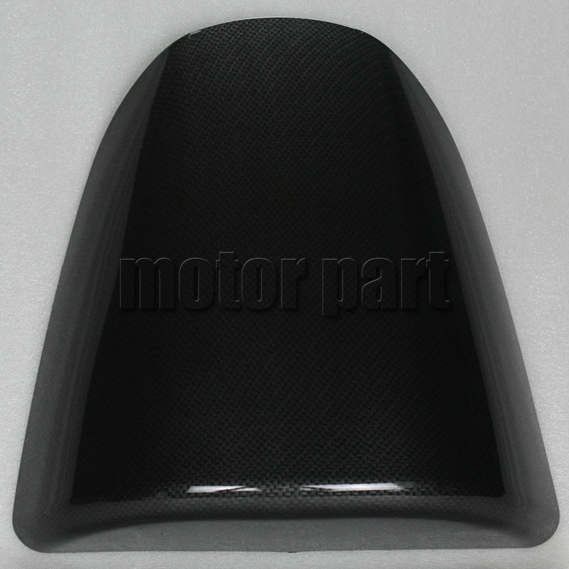 For 1996-1999 Suzuki GSXR600 GSXR750 GSXR 600 750 Motorcycle Pillion Rear Back Seat Cover Cowl Fairing Carbon 96 97 98 99 motorcycle pillion rear seat fairing cover cowl for honda cbr250r 2011 2012 2013