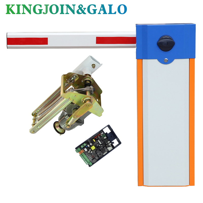 Automatic Gate Of Electronic Access Control System Boom Electric Parking Barrier Gate Remote Control Car Parking Boom Barrier Ga
