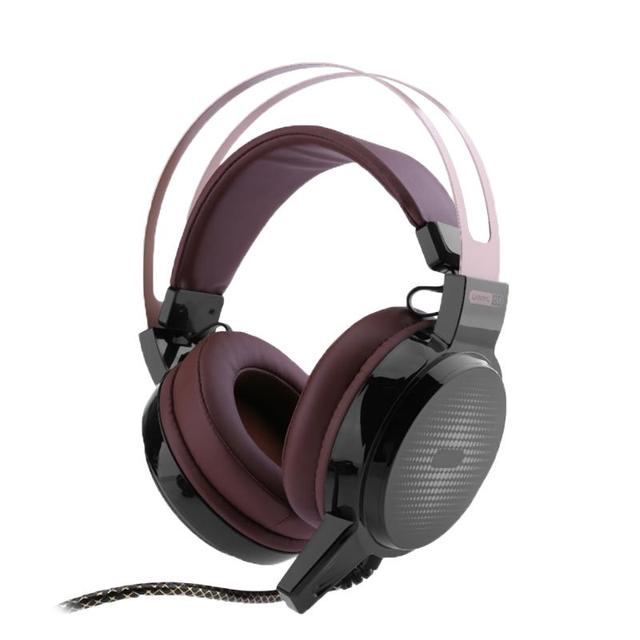 3.5mm Wired Computer Gaming Headphone RGB LED Headset Surround ...