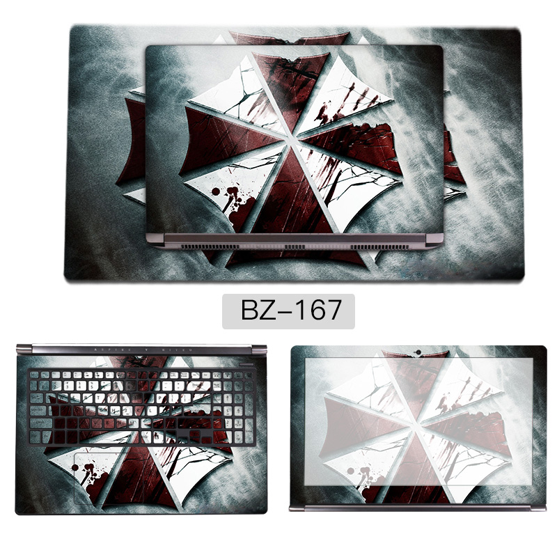 Free Cutting Laptop Sticker Mouse Pad Sets Skin Cover for MSI GE62 6QF/GT72VR 6RD/GL62VR 7RFX/GE62 6QC/CX62 2QD/GE62 2QC Cases серверная платформа supermicro sys 6028r tr
