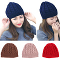 [Ode To Joy]Brand Beanies Knit Winter Hats For Women Beanie Winter Hat Caps Skullies Bonnet Outdoor Ski Sports good quality