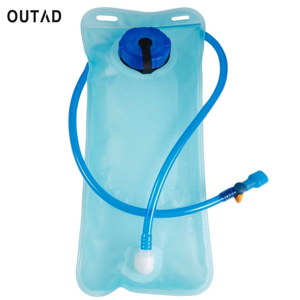 2L Portable Water Bladder Bag Bike Bicycle Cycling Camel Water Bag Hydration Bladder Backpacks Camping Hiking Sports Water Bag