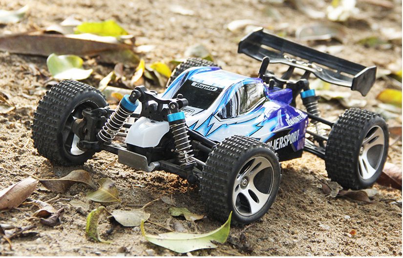 Wltoys A959 1:18 2.4Gh remote control 4WD Off-Road all-wheel-drive drift mountain Buggy Rc Car free shipping пневматические детали smc sy3120 5lzd c4