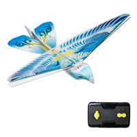 Ornithopter LeadingStar Bionic Latanie Avitron Niebieski Ptak RC Pilot Flying Bird PCV Wielki RC Latające Zabawki Dla Dzieci