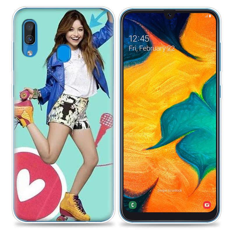 Soy Luna Case for Samsung Galaxy A50 A70 A80 A60 A40 A30 A20 A10 M30 M20 M10 A6 A8 Plus A5 A7 A9 2018 TPU Funda Capa Phone Cover