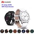 Смарт-часы HUAWEI GT, gps, HD экран, Bluetooth, уличные спортивные часы с NFC, шагомер, монитор сердечного ритма, умные часы, мужские часы