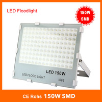 NEW 10W 20W 30W 50W 100W 150W LED Flood Light SMD Outdoor lamp waterproof flood lights 85 265V IP66 100LM/W Free shipping