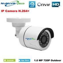 Numenworld IPC 1/4 »H62 Сенсор + XM510 HD 720 P IP Камера ONVIF P2P обнаружения движения RTSP Камеры Скрытого видеонаблюдения Indoor/ открытый CCTV