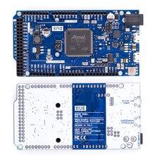 חדש הרשמי תואם עקב R3 לוח SAM3X8E 32 סיביות ARM Cortex M3/Mega2560 R3 Duemilanove 2013 עבור Arduino UNO בשל לוח