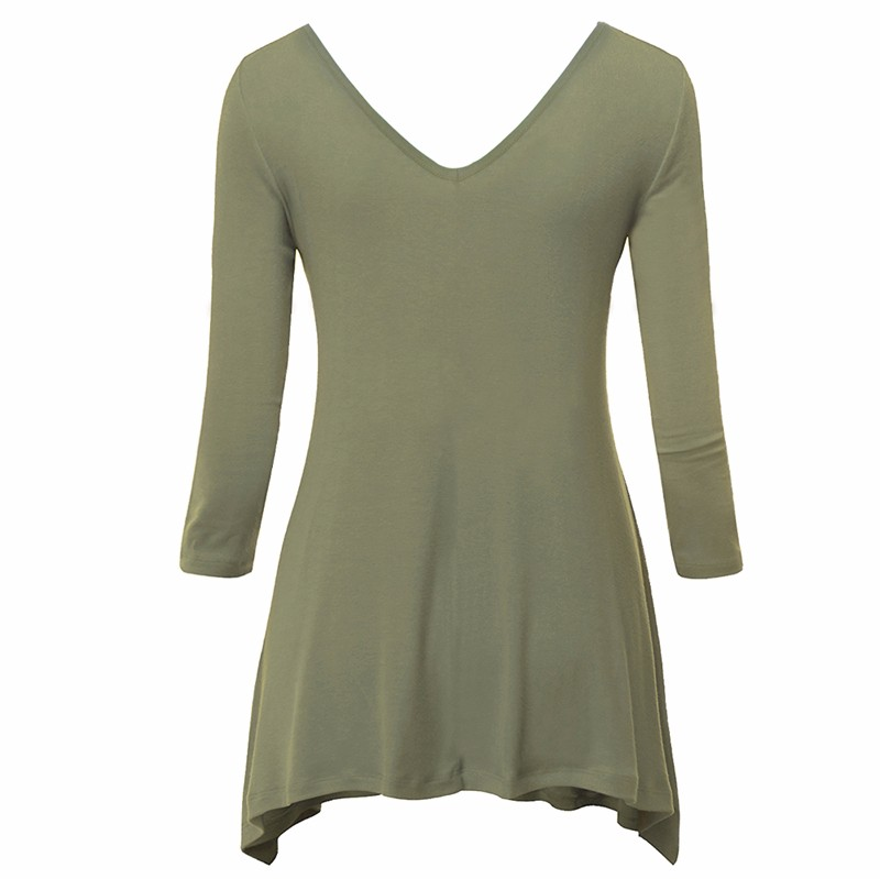 Green T-shirt Women