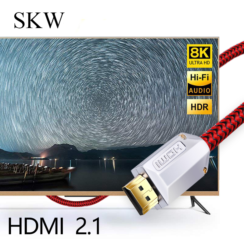 Good quality and cheap hdmi cable 2 1 8k in Store Xprice