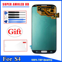 Super AMOLED HD For Samsung Galaxy S4 I9505 I9500 I337 LCD Display Touch Screen Digitizer Replacement