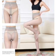 Sexy Womens High Stockings Tights Ultra-thin 4 Colors Lady Slim Transparent Thin Female Hosiery