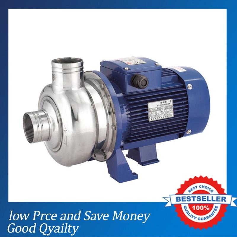 цена  BB250/055 Stainless Steel Beverages Water Pump 0.55KW Liquid Transfer Pump  онлайн в 2017 году