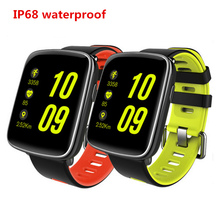 GV68 Sports Bluetooth Smart Watch MTK2502 Message Call Reminder Remote Control Camera Smartwatch IP68 Waterproof for Swimming