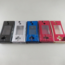4 in 1 metal Housing Shell Case Front Case