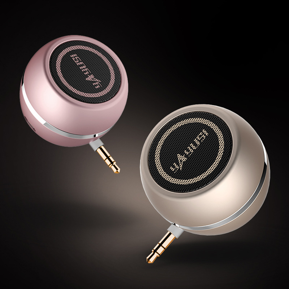 3,5mm Mini Tragbare Lautsprecher A5 Verstärker Sound System 3d Stereo Musik Surround Für Ipod Tv Handy Iphone Laptop Tablet Pc