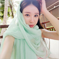 160*110cm 2016 new scarves beach towel scarf female spring shawls and scarves skyour