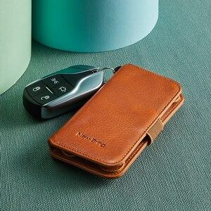 Image 3 - Новый держатель для ключей, кожаный кошелек, сумка для ключей, смена банковских карт, коллекционная карта, экономка
