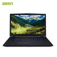 Bben office font b Gaming b font Notebook 17 3 Full HD Intel i7 6700k quad